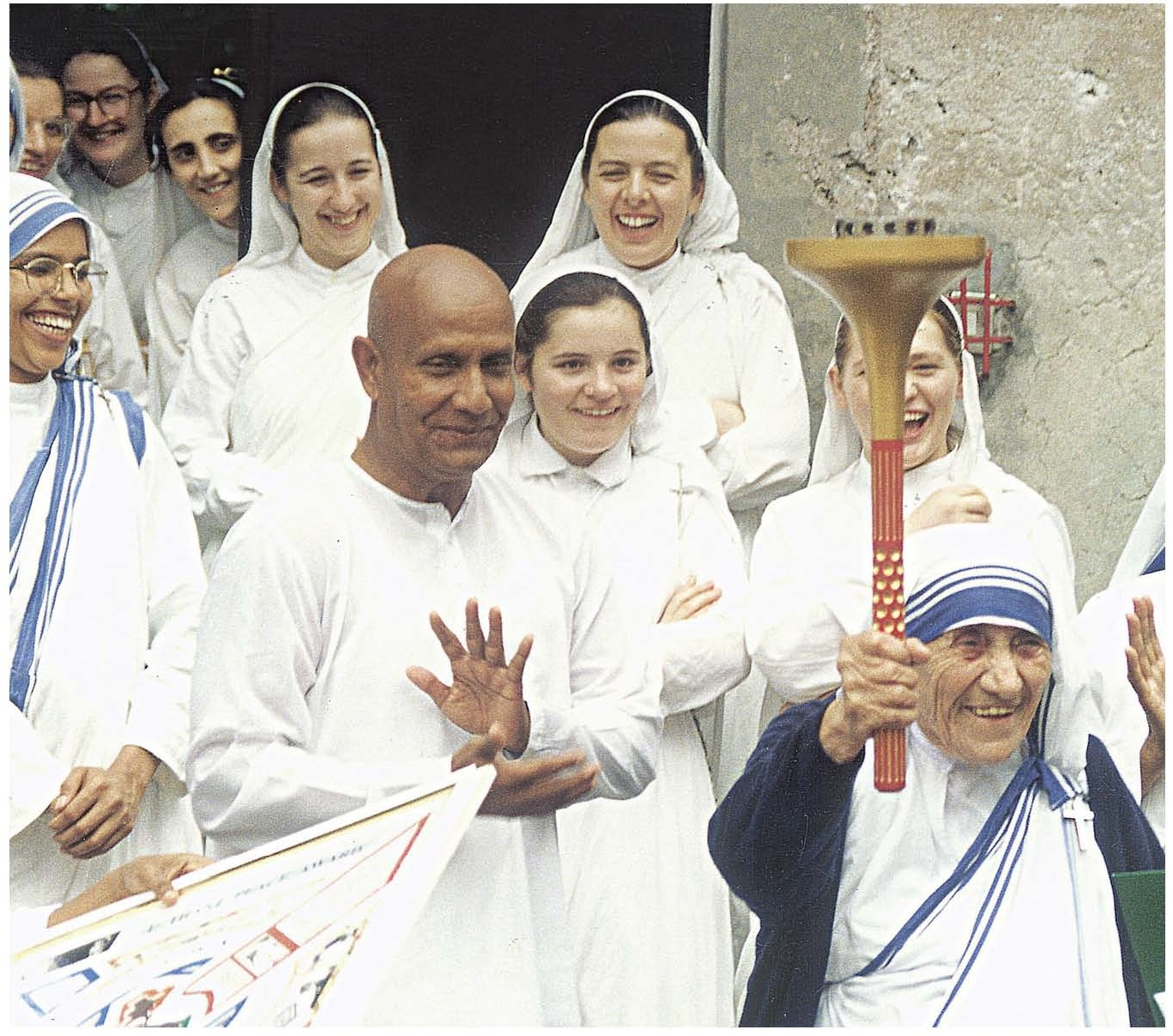 Selected Photos-with Sri Chinmoy