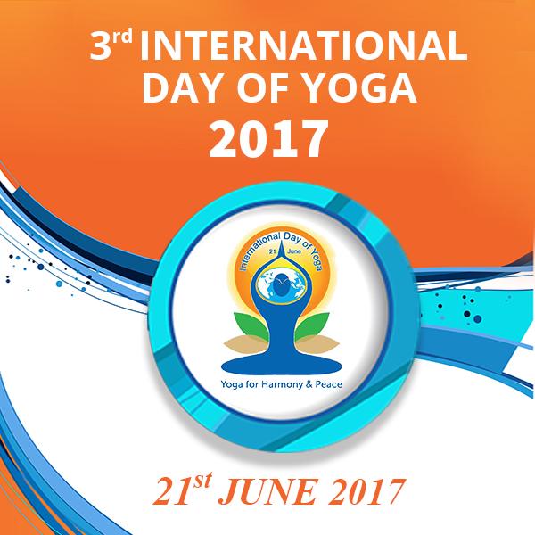 UN International Day of Yoga, 21 June 2017