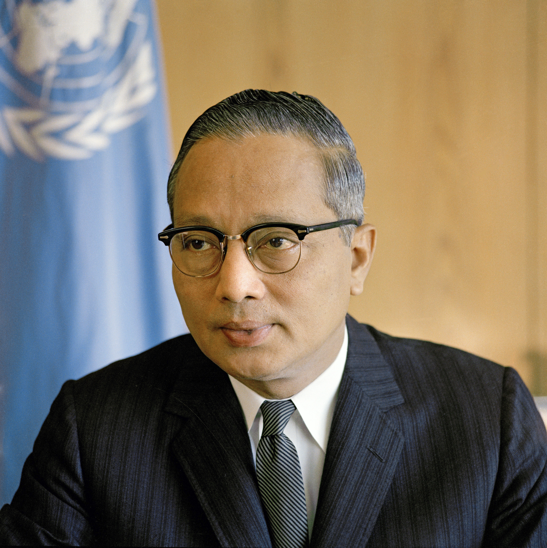 Secretary General U Thant – Biographical Data