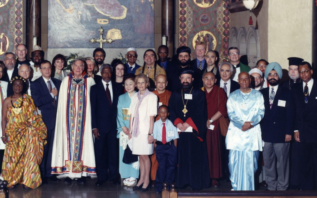 Interfaith Celebration, 16 September 1998