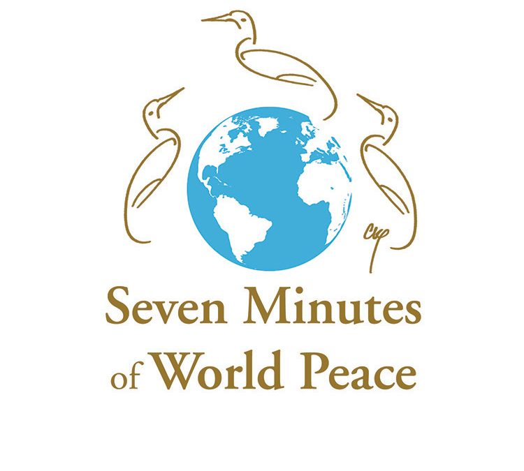 Seven Minutes of World Peace Heralds Upcoming UN International Day of Peace 2020